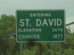 A Trip to Twin Lakes Resort in St David Arizona