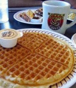 Free waffle on your birthday!