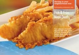 Free Fish on your birthday!!