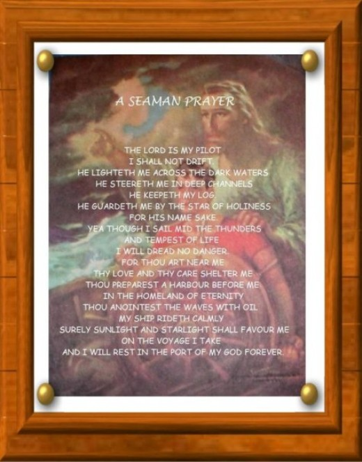 The Sailor's Prayer (Photo by thesailor)