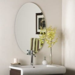 Minimalist Bathroom Mirrors for Your Bathroom