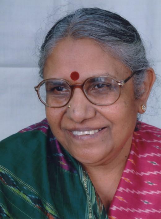 Dr.Kamala Hampana- a smile of satisfaction