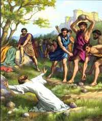 ...At The Stoning Of Stephen