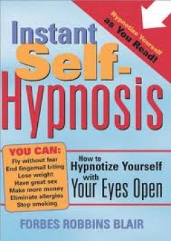 How to Hypnotize Yourself with Your Eyes Open