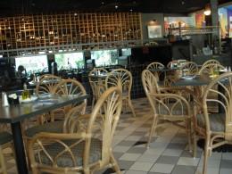 I had Cafe Sausalito all to myself!