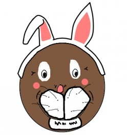 Face Painting: How to Become a Bunny Rabbit!