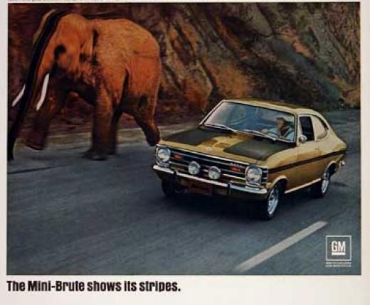 Opel Rallye