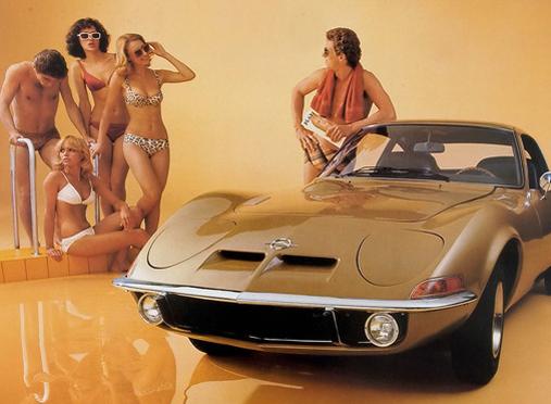 The Opel GT
