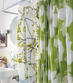 Modern Shower Curtains for an Exclusive Look