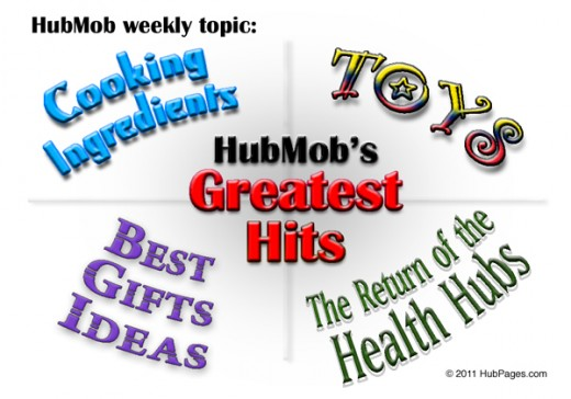 The 4 most Popular HubMobs