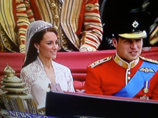 Introducing Duke and Duchess of Cambridge
