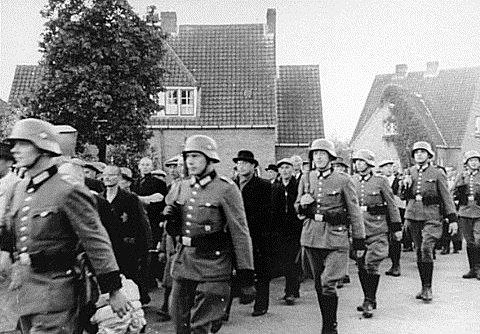 Nazi occupied Holland in WW2