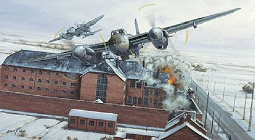 The raid on Amiens prison in February 1944