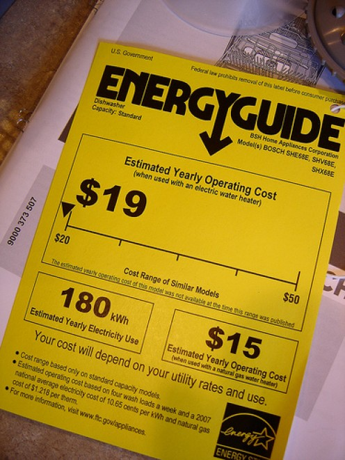 Install energy-saving appliances to reduce monthly costs. (CCL 3)