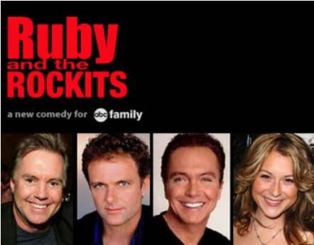 "Shaun Cassidy is the creator of the hit television series ""Ruby and The Rockits."""