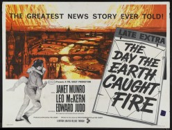 The Day The Earth Caught Fire (1961) World Doomed!