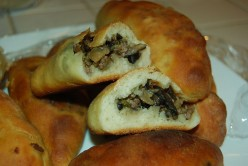 Russian Beef Pastries: How to Make Basic Pirozhki