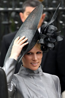 Zara Phillips, Princess Anne's daughter