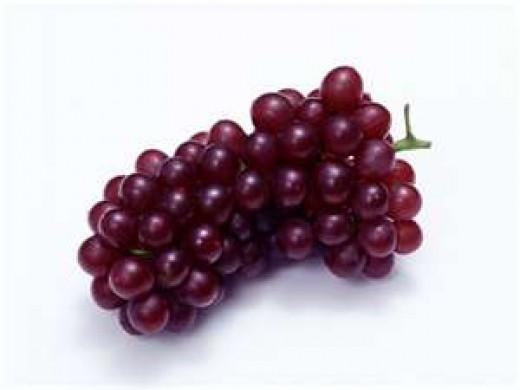 Purple Grapes source wallpaperprimer