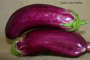 Eggplant source tasteslikehome