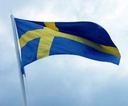 A Swedish Flag