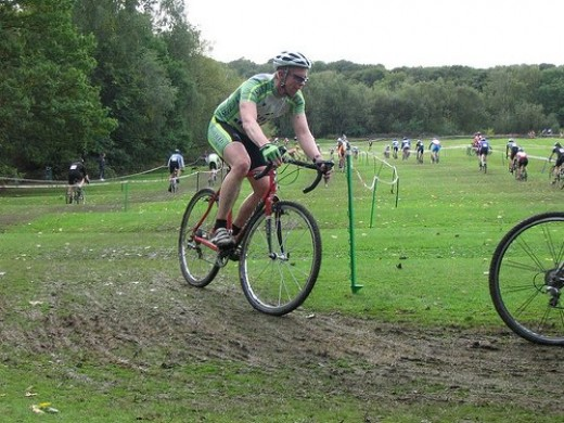 Smoother legs are certainly easier to clean from the mud from cyclocross racing
