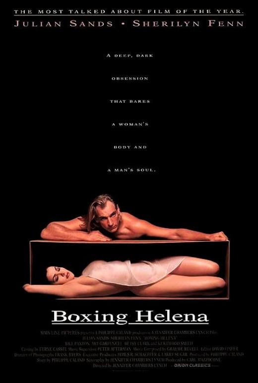 Boxing Helen Poster