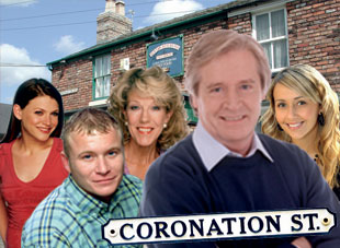 Coronation Street - as watched by Snoop Dogg