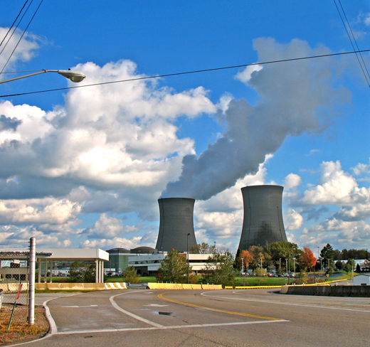 Perry Nuclear Power Plant, North Perry, Ohio