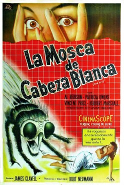 """The Fly (1958) - """"Help Me!"""""""