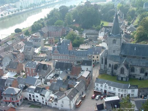Bouvignes-sur-Meuse, Belgium