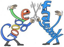 Facebook vs Google: Who is Worth More?