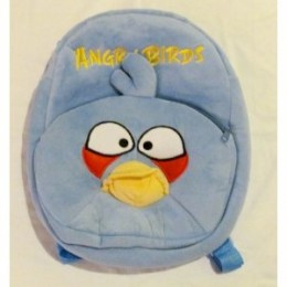 Angry Birds Backpack Blue