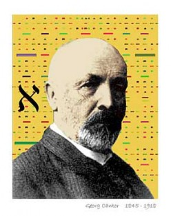 Georg Cantor Theory of Correspondence vs. The Whole is Greater than the Part