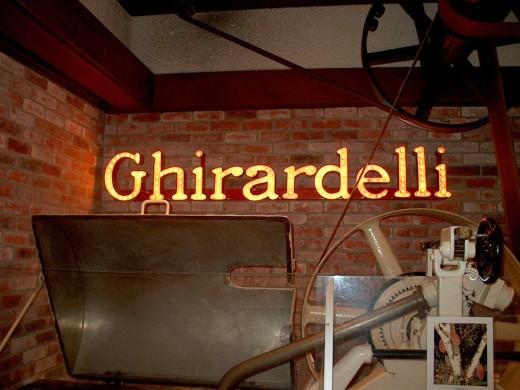 Ghirardelli Sq
