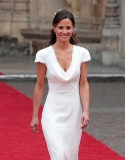 Pippa Middleton  - Star of the Royal Wedding