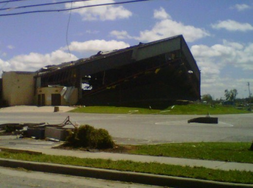 Rainsville, Alabama 4/27/2011