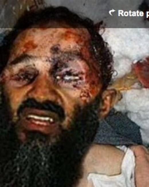 osama bin laden dead proof. Any other proof that Osama Bin