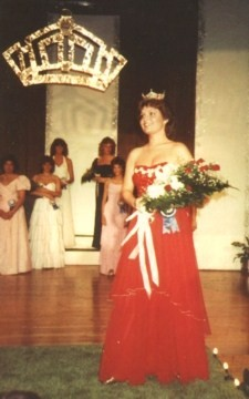 Sarah Palin beauty pageant photo