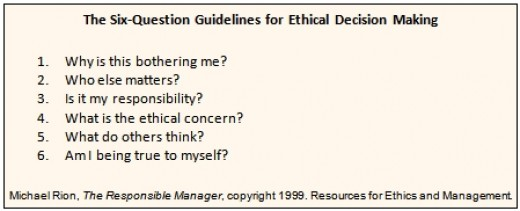 Ethics in Risk Management | Reputational Compliance