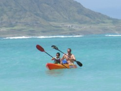 Hawaii Kayaking- Kailua Bay offers a Travel Adventure for All Ages