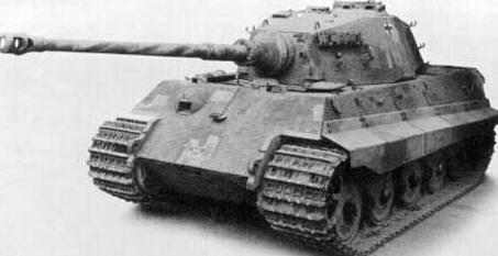 German PzVIB King Tiger