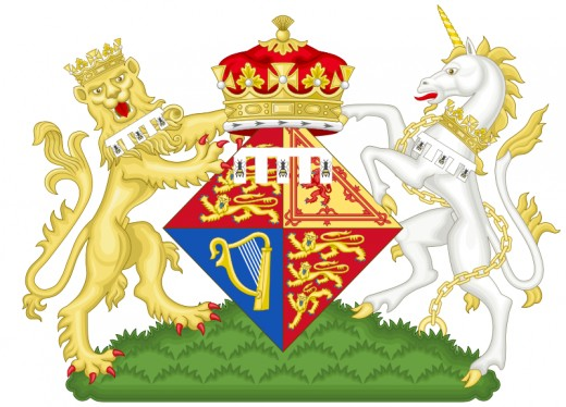 Royal Coat of Arms of Princess Beatrice
