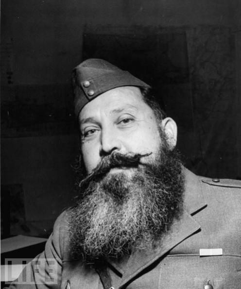 Colonel Napoleon Zervas
