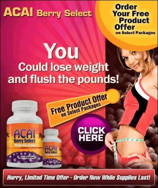 buy acai berry active supplement