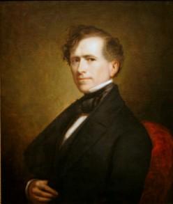 President Franklin Pierce b. 1804, d. 1869, POTUS #14, 1853 - 1857