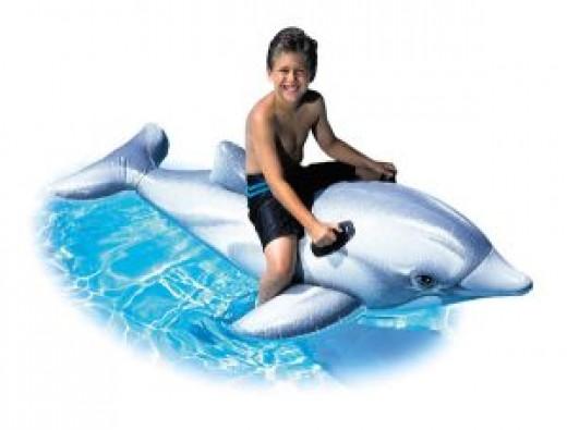 Intex Inflatable Swimming Pool Water Slide