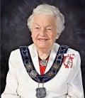 Miracle Mayor McCallion, age 90, of Mississauga, Canada
