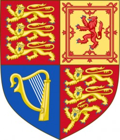 The Heraldry of the British Royal Family