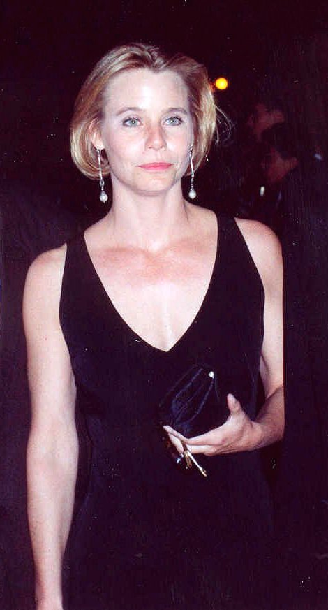 Susan Dey at the 1990 Golden Globe Awards.